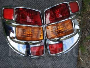 Накладка на стоп-сигнал. Pontiac Vibe Toyota Voltz, ZZE137, ZZE136, ZZE138 Двигатели: 2ZZGE, 1ZZFE