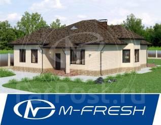M-fresh Atlant-зеркальный (Дом Вашей мечты! Посмотрите его сейчас! ). 200-300 кв. м., 1 этаж, 3 комнаты, кирпич