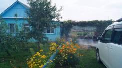 Земельный участок с домом. Улица Полтавская (с. Кроуновка) 23, р-н Уссурийский, площадь дома 25 кв.м., скважина, электричество 15 кВт, отопление твер...