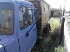 ГАЗ 53. Газ-53 мусоровоз