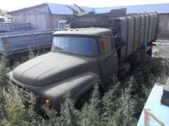 ЗИЛ 130. ЗИЛ-130 мусоровоз, 6 000 куб. см.