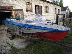 Казанка-5. Год: 2010 год, длина 5,00м., двигатель подвесной, 50,00л.с., бензин