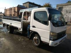 Mitsubishi Canter. Продам грузовик с манипулятором, 5 400 куб. см., 3 000 кг.