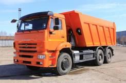 Камаз 6520. Самосвал -43, 11 762 куб. см., 20 000 кг.