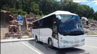 Заказ аренда автобусов с водителем для взрослых и детей.