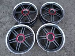 Sparco. 7.5x17, 4x114.30, ET40, ЦО 73,0 мм.