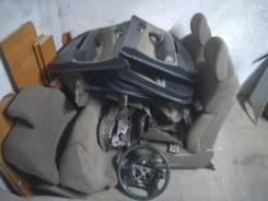 Интерьер. Toyota Mark X, GRX120