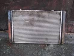 Радиатор охлаждения двигателя. Volvo 850