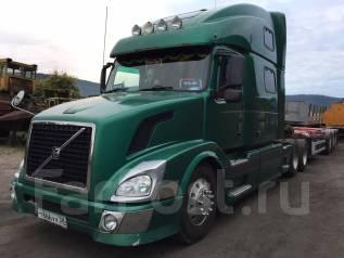 Volvo VNL 780. Volvo VNL780, 15 000 куб. см., 22 000 кг.