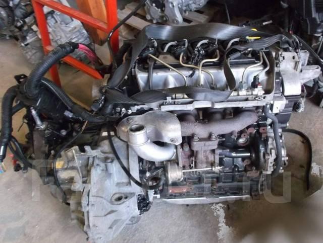 Двигатель 2.3D M9T 680 на Opel без навесного