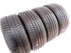 Michelin X-Ice. Зимние, без шипов, 2013 год, износ: 10%, 4 шт