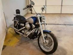 Harley-Davidson Dyna Super Glide Custom FXDC. 1 584 куб. см., исправен, птс, без пробега