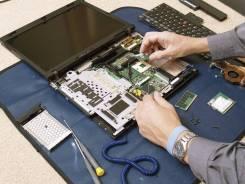 Проф. ремонт пк, ноутбуков, тв, мониторов . Выезд бесплатно в пригород.