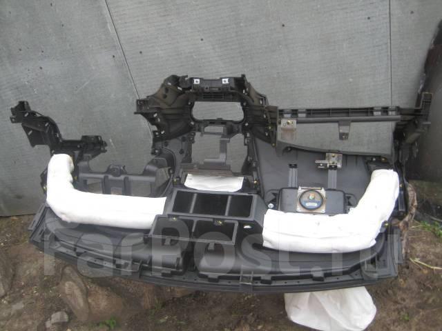 Панель приборов. Hyundai Solaris