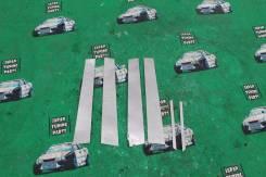 Накладка на ручки дверей. Toyota Mark II, GX110, JZX110