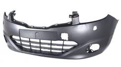 Бампер. Nissan Qashqai, J10E, J10 Двигатели: HR16DE, M9R, MR20DE, R9M, K9K