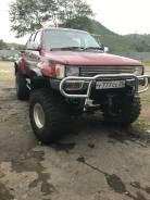 Toyota Hilux. механика, 4wd, 2.8 (91 л.с.), дизель, 56 702 тыс. км