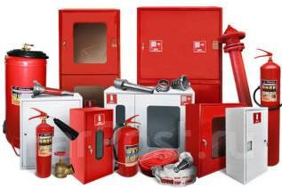 Пожарное оборудование и инвентарь