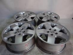Honda. 6.5x16, 5x114.30, ET45, ЦО 63,0мм.