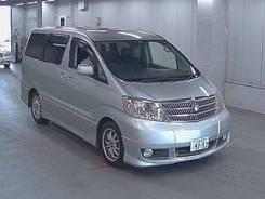 Toyota Alphard. ANH150007721, 2AZFE