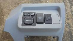 Кнопка управления зеркалами. Toyota: Regius Ace, ist, Vios, Ipsum, Prius C, iQ, Corolla, Passo Sette, Probox, EQ EV, Regius, Town Ace Noah, Avensis Ve...
