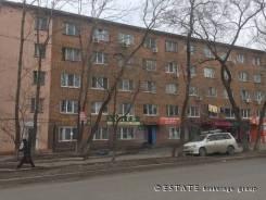 Торговое помещение на 1-й линии напротив рынка на Школьной. Улица Борисенко 17а, р-н Борисенко, 150 кв.м. Дом снаружи