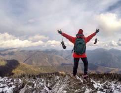 Восхождение к горным озерам г. Ольховая! с 22сен и каждую субботу осени