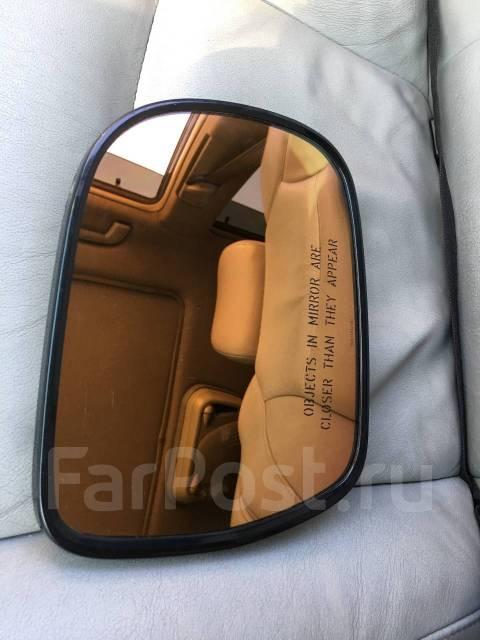 Стекло зеркала. Lexus: RX400h, RX300, LS350, RX330, RX350, RX300/330/350 Двигатели: 3MZFE, 2GRFE, 1MZFE