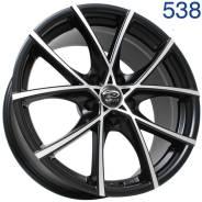 Sakura Wheels. 8.0x18, 5x112.00, ET45, ЦО 73,1мм. Под заказ
