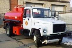 ГАЗ 3309. Автотопливозаправщик на шасси , 4 750 куб. см., 4 900,00куб. м.