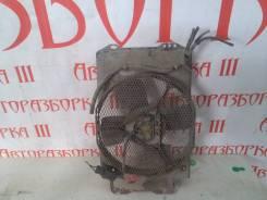Вентилятор радиатора кондиционера. Toyota Town Ace, CR30G, CR30