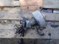 Крепление масляного фильтра. Isuzu Bighorn, UBS69GW Двигатель 4JG2
