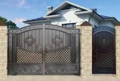 Любые сварочные работы, изготовление металлоконструкций, ворота, забор