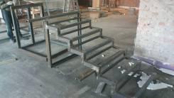 Изготовим сварные лестницы в Хабаровске
