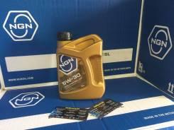 NGN Evolution Eco. Вязкость 5W-30, синтетическое