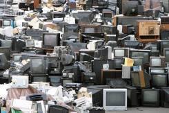 Компьютеры, ноутбуки, любая оргтехника, телефоны, примем на утилизацию