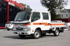 Toyota Dyna. 4x4 2012 год. Без пробега по РФ!, 3 000 куб. см., 1 250 кг.