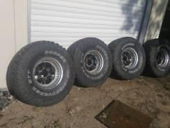 Продам колеса. 8.5x15 6x139.70