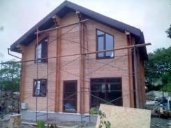 Дом 140м2 из бруса с отделкой за 2.2 млн