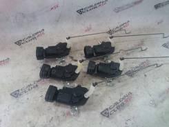 Электрозамок. Toyota Caldina, AT211, AT211G, CT216, CT216G, ST210, ST210G, ST215, ST215G, ST215W Двигатели: 3CTE, 3SFE, 3SGE, 3SGTE, 7AFE