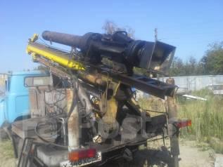 ЗИЛ 431410. Сваебойная установка для любых свай, 6 000 куб. см., 5 000 кг.