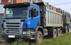 Scania. P380, 11 996 куб. см., 25 000 кг.