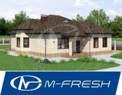 M-fresh Atlant (А какие материалы лучше - мы подскажем Вам! ). 200-300 кв. м., 1 этаж, 3 комнаты, кирпич