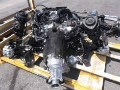 Двигатель FB25 на Subaru комплектный