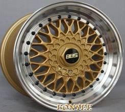 BBS Super RS. 8.0x15, 4x100.00, 4x114.30, ET15, ЦО 73,1мм. Под заказ