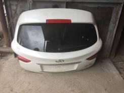 Дверь багажника. Infiniti QX70, S51 Infiniti FX50, S51 Infiniti FX35, S51 Infiniti FX37, S51 Двигатели: V9X, VQ37VHR, VK50VE