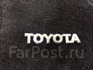 Эмблема. Toyota: Highlander, 4Runner, Land Cruiser Prado, Tercel, Kluger V, Coaster Двигатели: 3MZFE, 1MZFE, 2AZFE, 2UZFE, 1KZTE, 1GRFE, 5EFE, 2E, 3RZ...