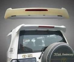 Спойлер. Toyota Land Cruiser Prado, RZJ90, KZJ90W, RZJ90W, VZJ90W, KDJ90, VZJ90, KZJ90, KDJ90W, LJ90. Под заказ