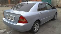 Порог кузовной. Toyota Corolla
