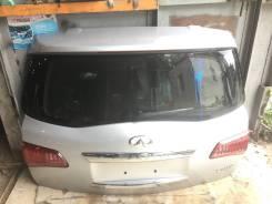 Дверь багажника. Infiniti QX80, Z62 Infiniti QX56, Z62 Двигатель VK56VD
